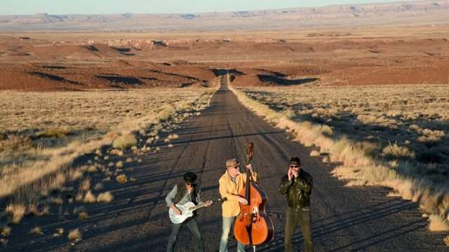 Mother Road Trio Flagstaff AZ Highway 89